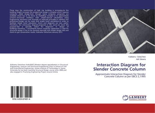 small resolution of bookcover of interaction diagram for slender concrete column 9783659674914