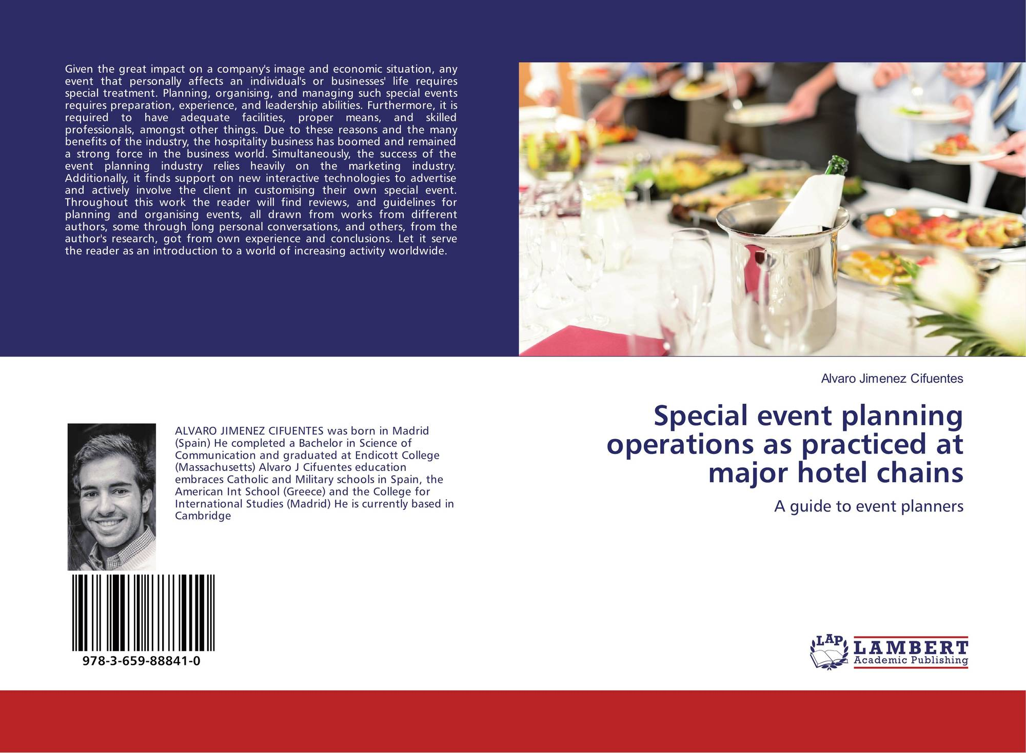 Special Event Planning Operations As Practiced At Major