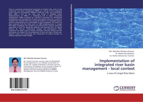 small resolution of bookcover of implementation of integrated river basin management local context