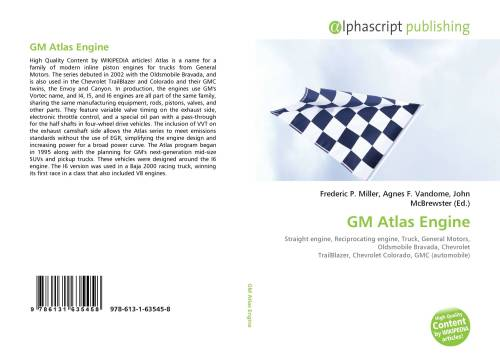 small resolution of bookcover of gm atlas engine