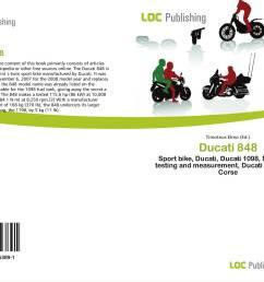 bookcover of ducati 848 [ 2000 x 1462 Pixel ]