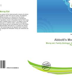bookcover of abbott s moray eel omni badge 9307e2201e5f762643a64561af3456be64a87707602f96b92ef18a9bbcada116 [ 2000 x 1459 Pixel ]