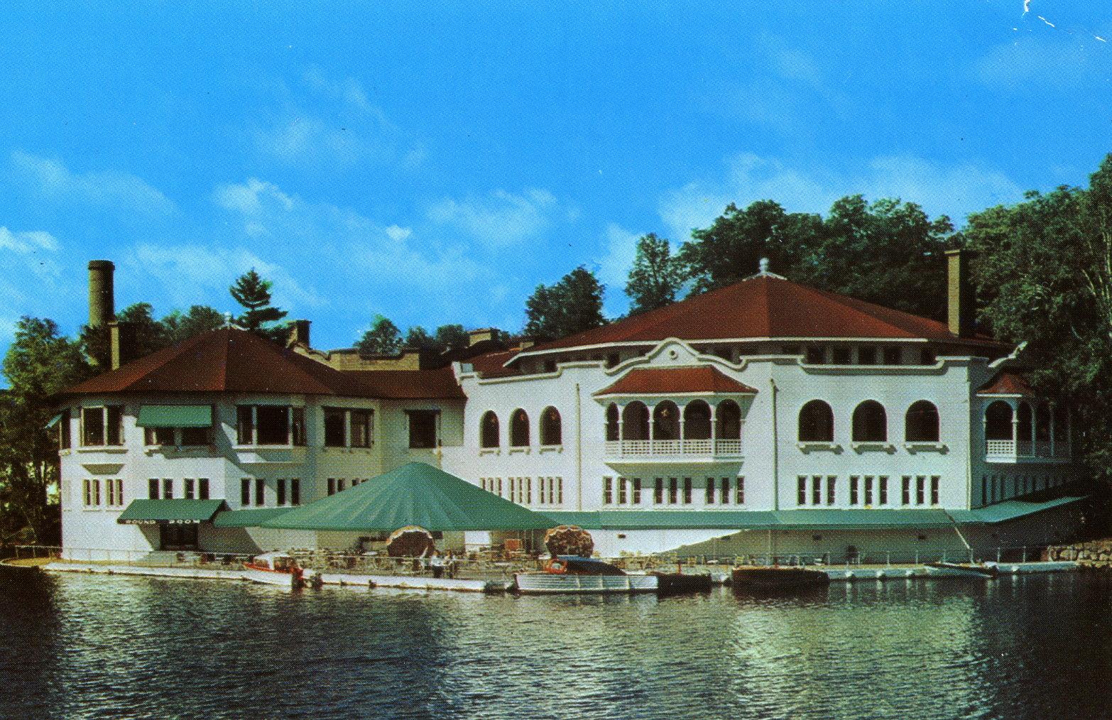 Bigwin Inn Lake of Bays Ontario Indian Head Room