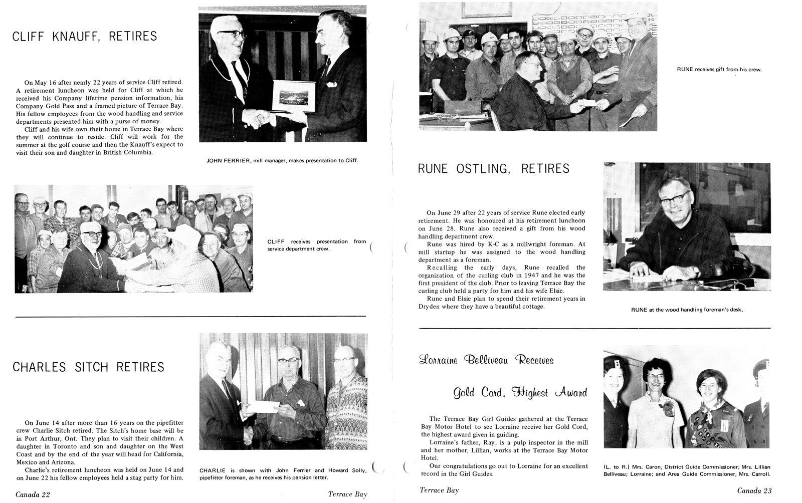 Co-op 1962-1978: Terrace Bay Public Library Digital