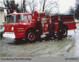 History of the South Dumfries Fire Department