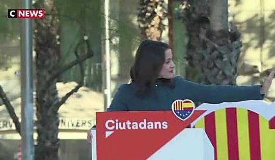 Une femme à la tête de la Catalogne ?