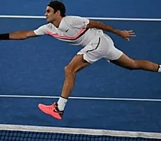 Get on with tennis, says Federer, there's been worse heat