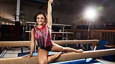 Laurie Hernandez Shares The Secret To Her Invisible Edge
