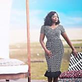 This Funke Akindele's Photo Will Make You Ponder