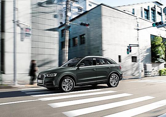 Audi Q3 : un SUV familial taillé pour la ville et la campagne