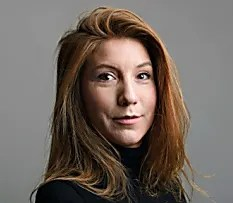 Journalist Kim Wall's right arm may have been found