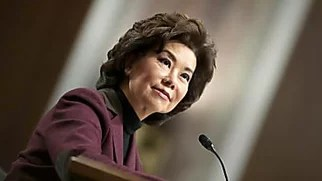 Chao in Davos: Those who don't want to listen to Trump 'can leave'
