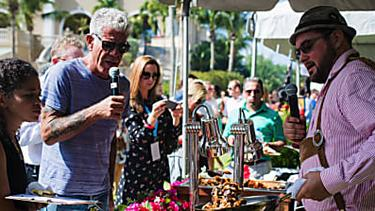 Anthony Bourdain's Food Hall Will Not Open in 2018 (And Probably Not Ever)