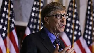 Bill Gates: Trump's 'America First' message hurts US influence in Africa