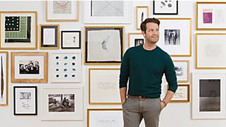 How Nate Berkus and Framebridge are Revolutionizing Our Walls