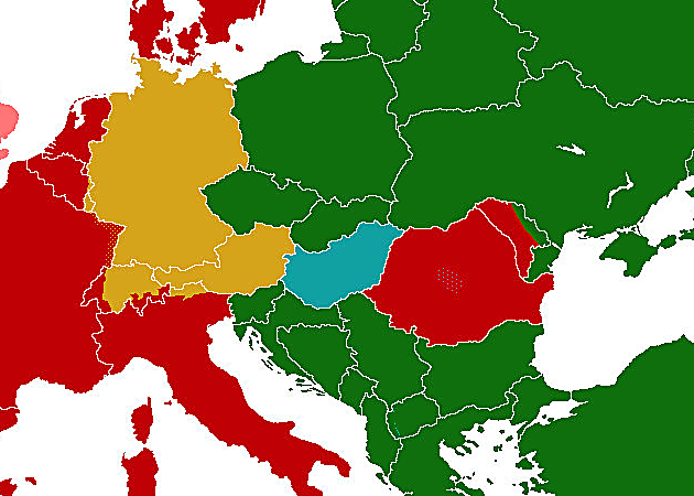 How long to learn that language? Here's a map for that