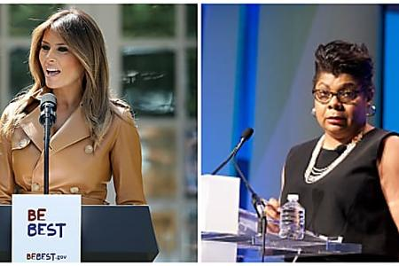 CNN's April Ryan Bashes Melania: She Isn't 'Culturally American'