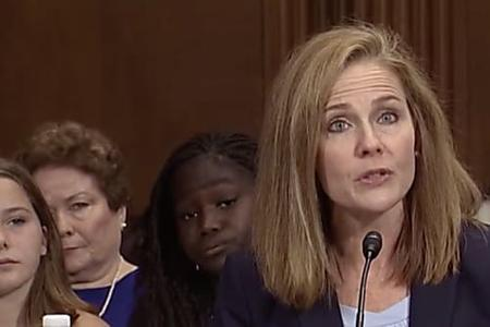 REPORT: Potential Supreme Court Justice Amy Coney Barrett Spotted Home In Indiana