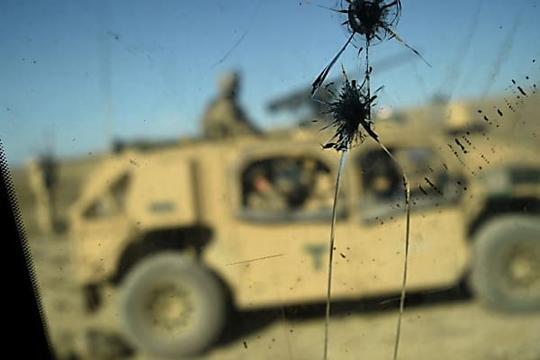 Un soldat afghan tue deux militaires américains dans l'est de l'Afghanistan