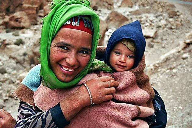 Top 10 des plus belles mamans du monde