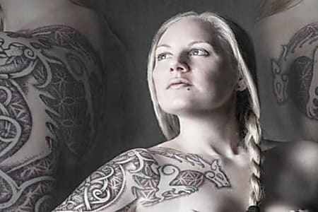 This Is What Vikings Were Actually Like. The Photos Are Strikingly Scary