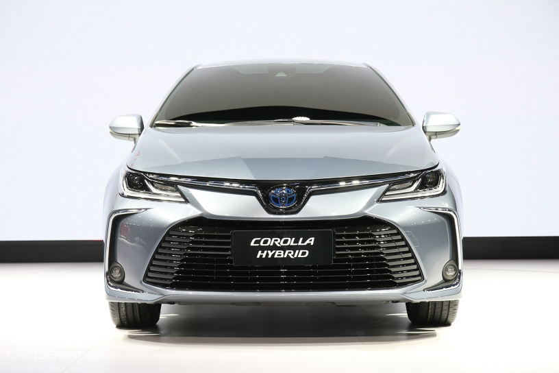 new corolla altis launch date in india harga mobil all vellfire 2019 toyota showcased expected next year