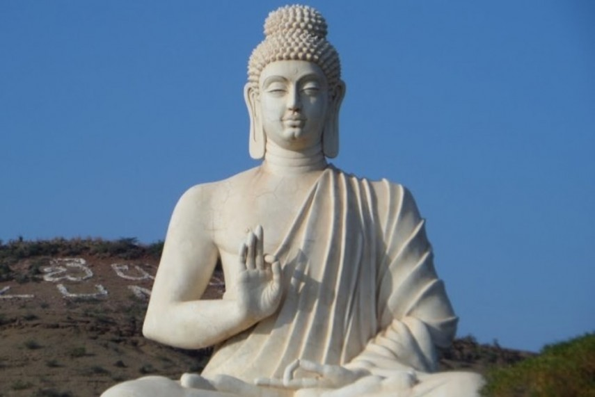After Statue Of Unity Gujarat May Get A 80 Feet Tall Lord Buddha Statue Too