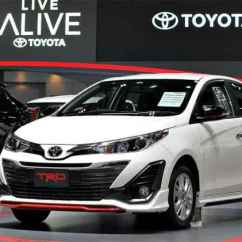 Toyota Yaris Trd 2018 Stop Lamp Grand New Veloz Will This Sportier Version Launch In India