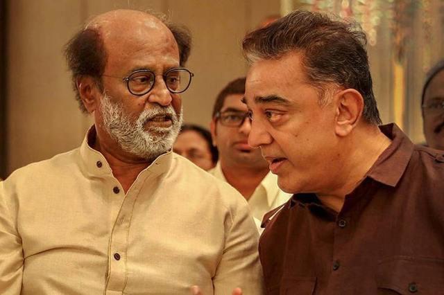Rajinikanth-Kamal Haasan Likely Political Alliance Leaves AIADMK, DMK On  Tenterhooks | Outlook India Magazine