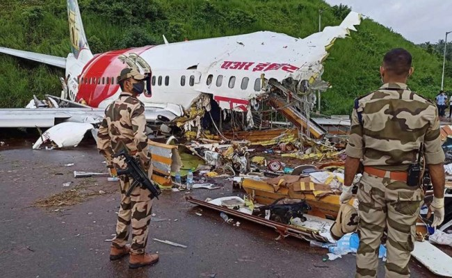 Air India Express Plane Crash What Could Have Gone Wrong