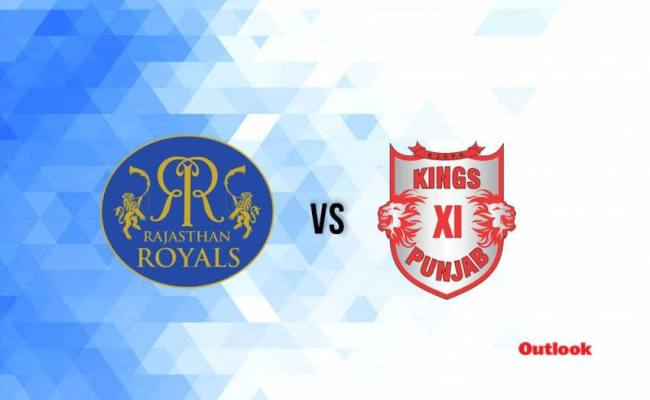 Rr Vs Kxip Ipl 2020 Sharjah Live Cricket Scores Live Ball By Ball Commentary