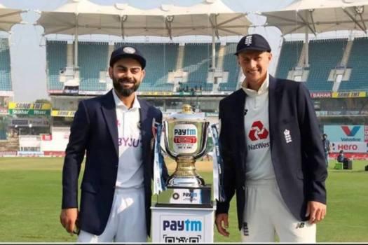 India Vs England, Cricket Scores, 1st Test, Day 2, Chennai