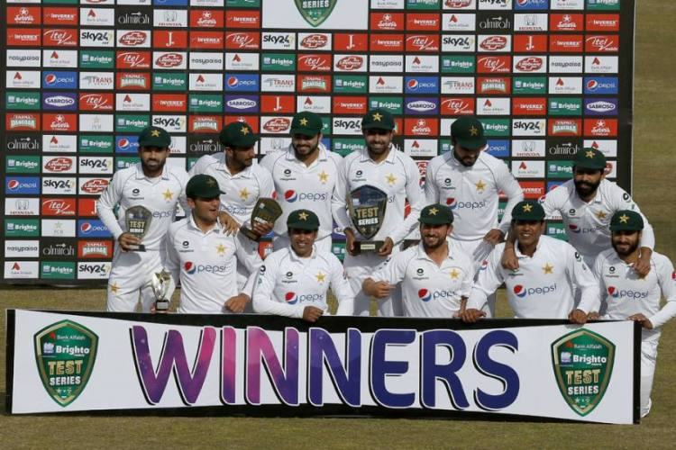 PAK Vs SA, 2nd Test: Hasan Ali Stars As Pakistan Beat ...