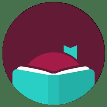 Libby App Icon Circle
