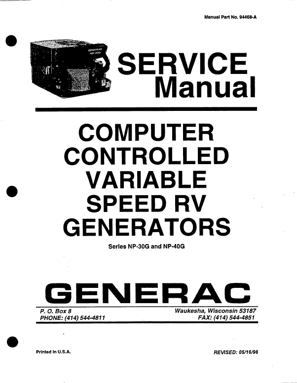 How to adjust generac centurion 15 kw voltage regulator