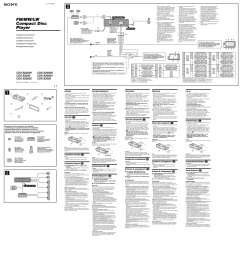 sony cd player wiring diagram caraudiomanualsonlinecom sony wiring diagram sony car stereo wiring diagram sony cd [ 1678 x 1786 Pixel ]