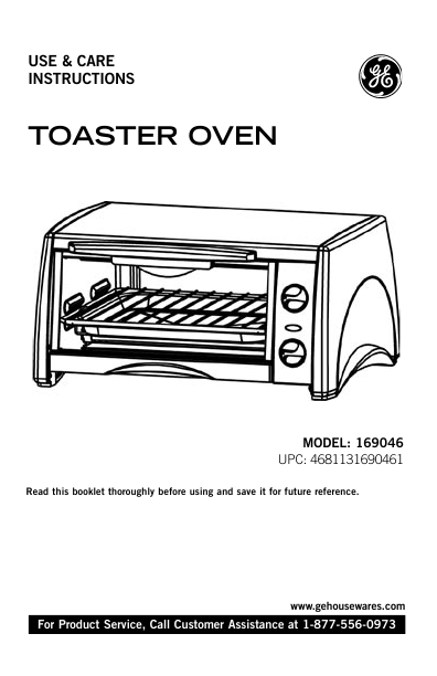 Download General Electric Self Cleaning Oven Manual free