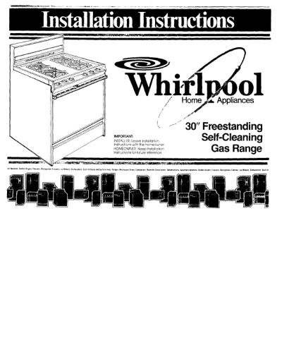 Whirlpool Oven: Whirlpool Self Cleaning Oven Accubake