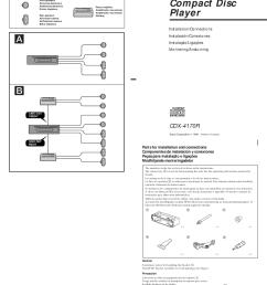 sony xplod cdx gt25mpw wiring sony xplod wiring diagram [ 839 x 1190 Pixel ]