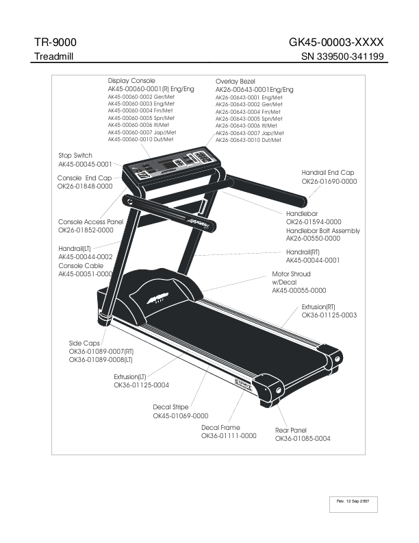 Life Fitness Treadmill Assembly Instructions