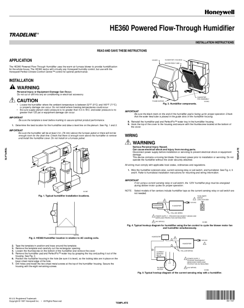 small resolution of honeywell he220a wiring diagram