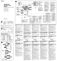 sony cd player wiring diagram additionally sony xplod cd player on [ 1678 x 1786 Pixel ]