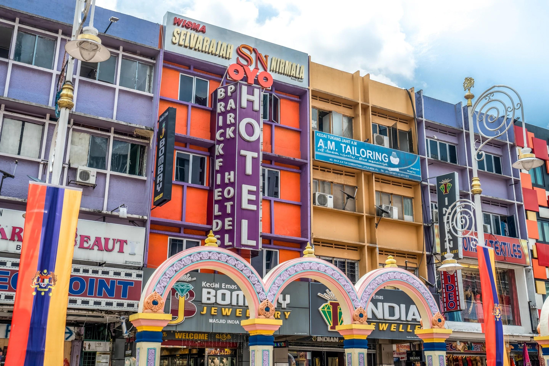 Oyo 410 Brickfields Park Hotel Oyo Hotels Kuala Lumpur