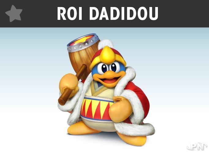 Super Smash Bros Le Roi DaDiDou Fait Son Retour