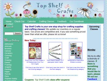 sample websites built using