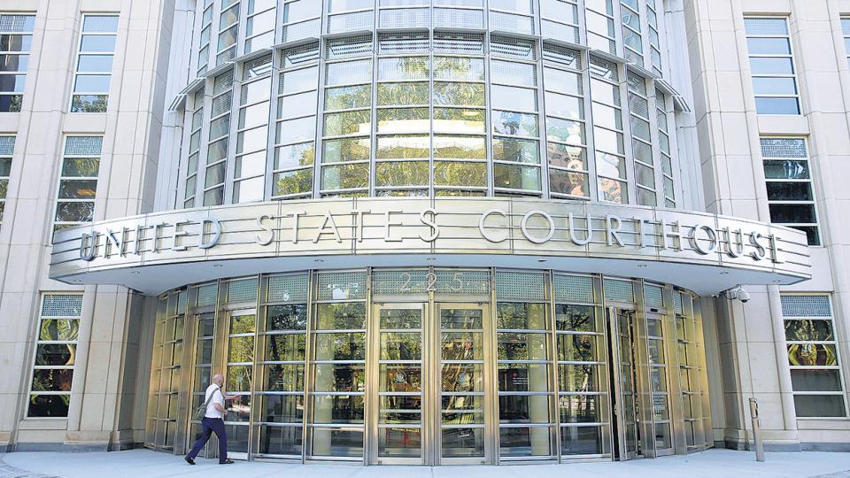 La Corte de Brooklyn es el centro de la escena por el escándalo de las coimas en la FIFA.