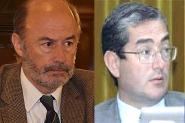 Luis María Rizzi y Javier Anzoátegui ya tienen antecedentes de sentencias machistas.