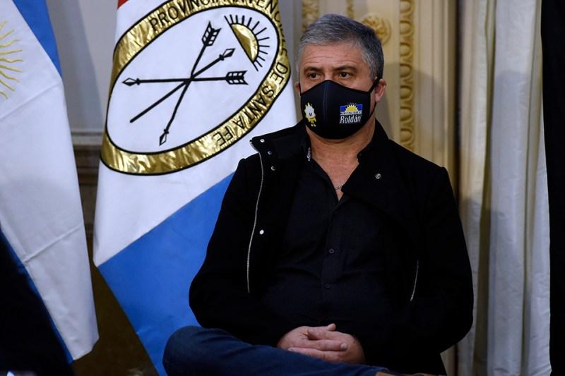 El intendente José María Pedretti tiene una conocida actuación antiderechos.