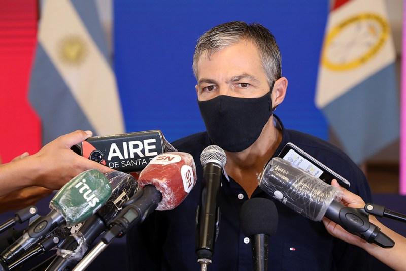 """""""Covinimos que los aumentos superen la inflación"""", dijo Pusineri."""