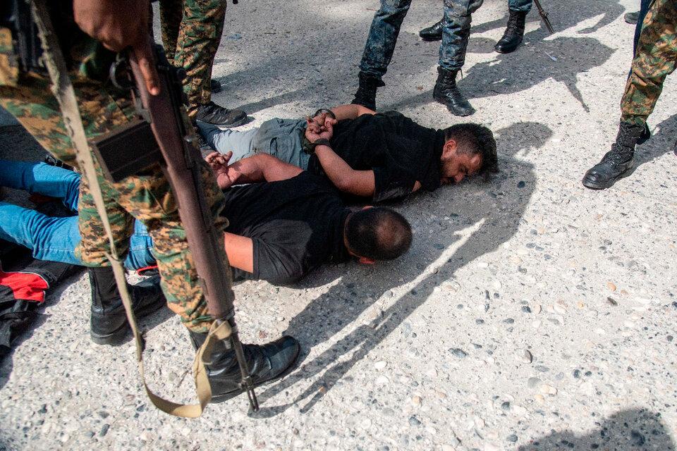 Haití: un comando colombiano-estadounidense habría asesinado al presidente Jovenel Moïse